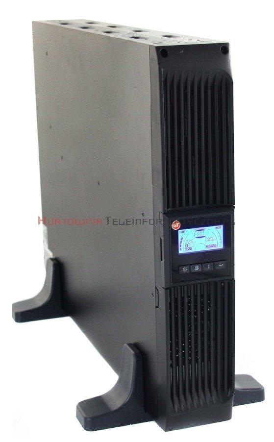 GT UPS M, tower/rack 2U, 3000VA/2700W, LCD, USB