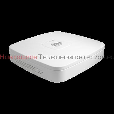 DAHUA Rejestrator 4 kanały IP, Audio IN/OUT, FullHD, HDMI, VGA, 2xUSB