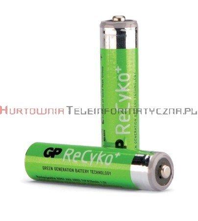 GP RECYKO Akumulator AAA; 1.2V; 800mAh