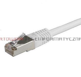 SOLARIX SFTP Patch cord 7,0 m. Kat.6A, LSOH, szary
