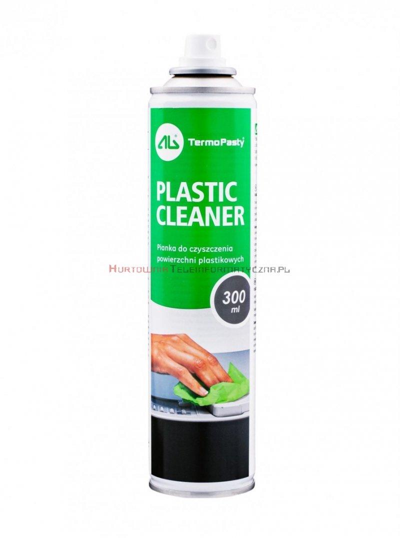 Pianka czyszcząca do plastiku (aerozol 300ml)