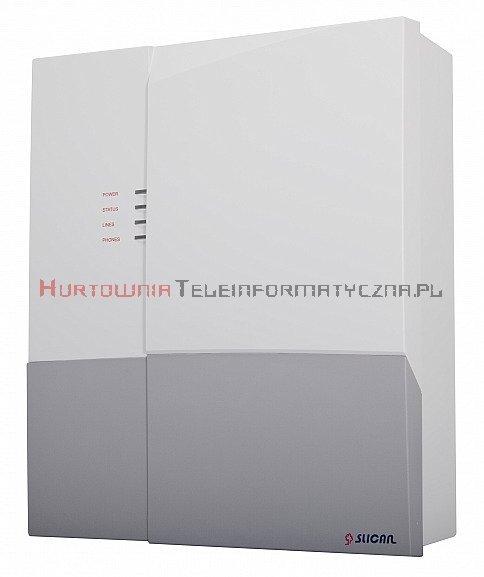 SLICAN centrala serwer IP PBX IPL-256, wisząca