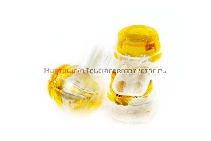 Szybkozłączka UY ETON 2-przewody 0,4-0,7mm (100szt.)