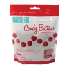 Czekoladowe pastylki Candy Buttons CZERWONY 340g - PME