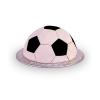 Wykrawacze foremki do ciastek PIĘCIOKĄTY SZEŚCIOKĄTY piłka nożna 4szt