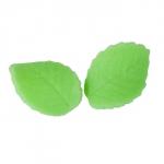Listki cukrowe średnie 20 szt - pistacjowe