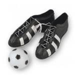 Zestaw piłkarski - buty + piłka