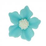 Bodziszek kwiatki cukrowe 10szt niebieskie