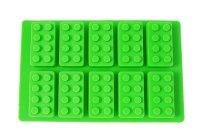 Silikonowa forma do czekolady kostek lodu żelków KLOCKI LEGO
