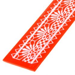 Modecor - Sweet Lace Express Mexico - silikonowa foremka do koronek