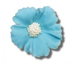 Chaber niebieski 5 szt. dekoracja cukrowa
