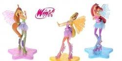 Modecor - Figurki Winx 3 szt.