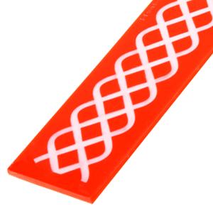 Modecor - Sweet Lace Express Berlino - silikonowa foremka do koronek