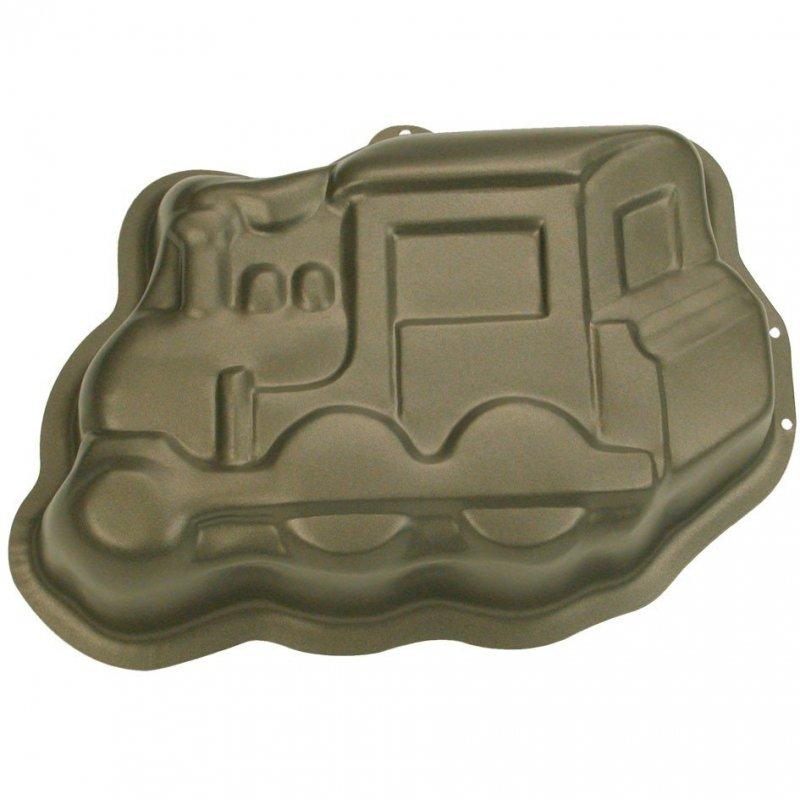 Staedter - Lokomotywa - forma aluminiowa do ciasta