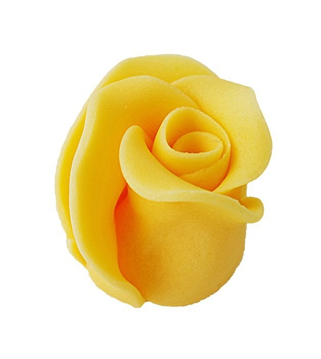 Róże cukrowe DUŻE 22szt herbaciane