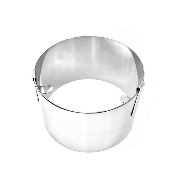 Regulowana forma do pieczenia RANT tortownica 12-18cm (wys.8cm)