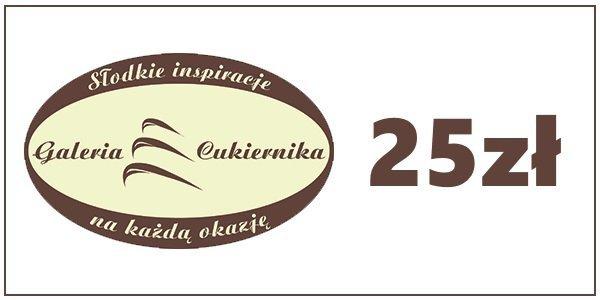 Bon Podarunkowy 25 zł