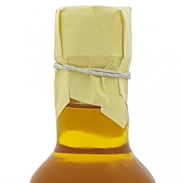 Olej lniany 200 ml Na zdrowie! - szyjka.
