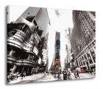 Times Square Vintage (New York) - Obraz na płótnie