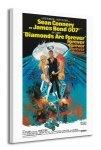 James Bond (Diamonds Are Forever - Claw) - Obraz na płótnie
