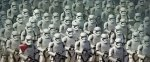 Fototapeta - Star Wars 7 The Force Awakens - 250x104 cm