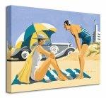 Sand Dunes - Obraz na płótnie