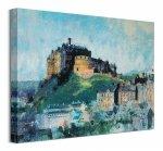 Edinburgh Castle Midday - obraz na płótnie