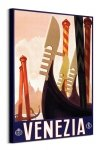 Venezia - obraz na płótnie