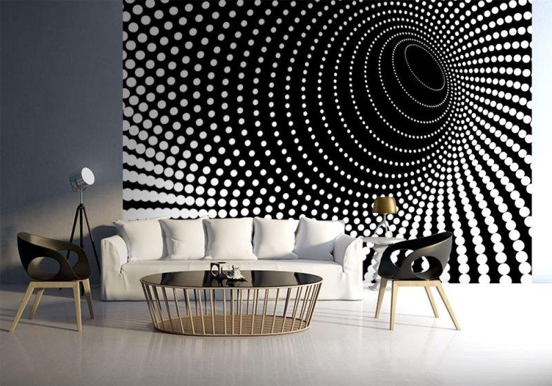 Fototapeta Iluzja Na ścianie Dekoracje ścienne