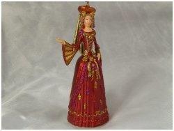 Ozdoba choinkowa - Lady Elizabeth - 13,5cm  (6szt. w opakowaniu)