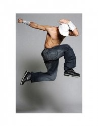 the dancer - reprodukcja