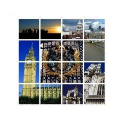 Londyn - kolekcja ulubionych - reprodukcja