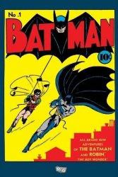 Batman (No.1) - plakat