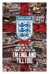 England F.A (England Till I Die) - plakat