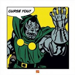 Dr. Doom (Curse You) - reprodukcja