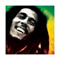 Bob Marley (Paint) - reprodukcja