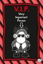 Sheepworld Vip - plakat