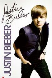 Justin Bieber Vest - plakat