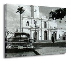 Obraz na ścianę - Chevrolet Cienfuegos, Cuba - 120x90 cm