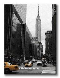 Obraz na płótnie - Emipre State Building, New York - 90x120 cm