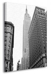 Obraz na wymiar - Empire State Building - 90x120 cm