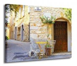 Obraz do sypialni - Mougins Village, Francja - 120x90 cm