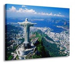Obraz na ścianę - Rio de Janeiro, Brazylia - 120x90 cm
