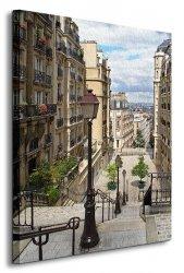 Paris Montmartre - Obraz na płótnie