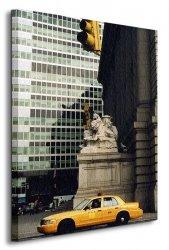 New York Lights - Obraz na płótnie