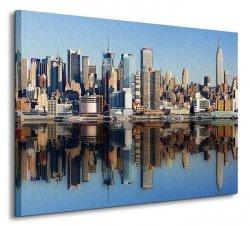 New York City - Obraz na płótnie