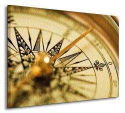 Kompas - Obraz na płótnie