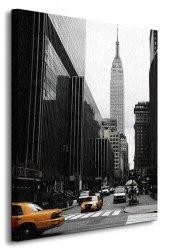 Emipre State Building, New York - Obraz na płótnie
