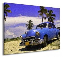 Kuba, limuzyna I - Obraz na płótnie