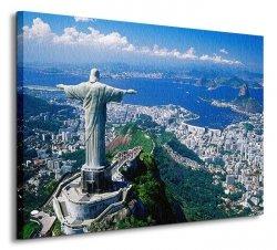 Rio de Janeiro, Brazylia - Obraz na płótnie